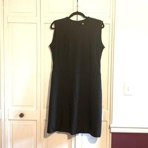 Burberry Tailored Black Dress